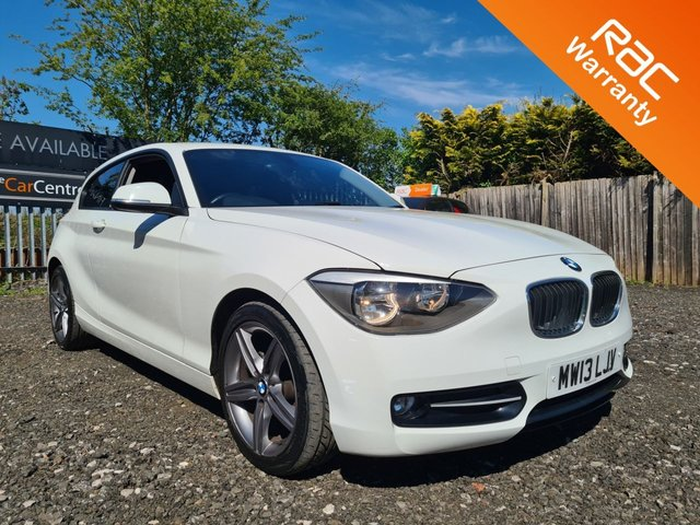 USED 2013 13 BMW 1 SERIES 2.0 116D SPORT 3d 114 BHP