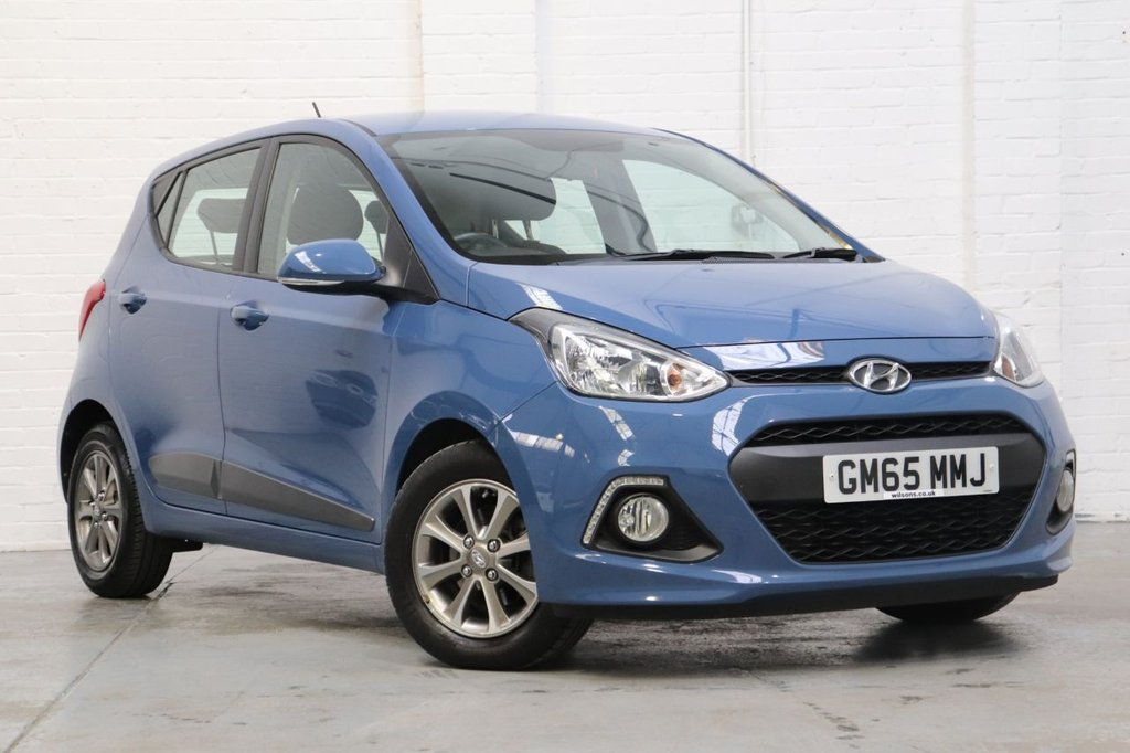 USED 2016 65 HYUNDAI I10 1.2 PREMIUM 5d 86 BHP Recently Serviced + Long Mot