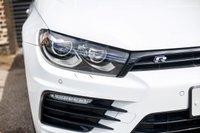 USED 2017 67 VOLKSWAGEN SCIROCCO 2.0 R TSI DSG 2d AUTO 278 BHP