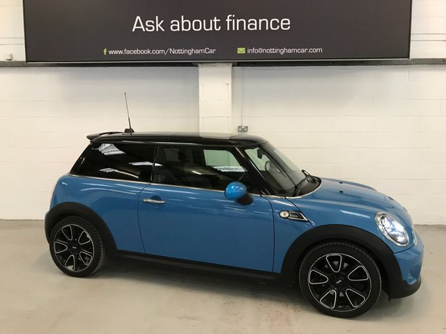 USED 2014 14 MINI HATCH COOPER 1.6 COOPER S BAYSWATER 3d 181 BHP