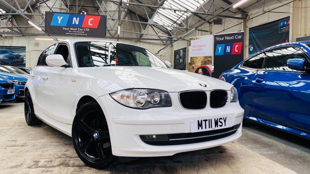 USED 2011 11 BMW 1 SERIES 2.0 116i Sport 5dr 116i++SPORT++STUNNINGCAR!!!