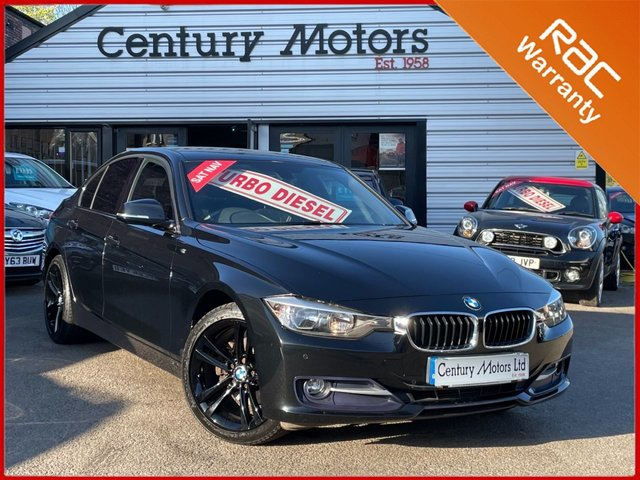 2014 14 BMW 3 SERIES 2.0 320D SPORT 4dr - FULL LEATHER
