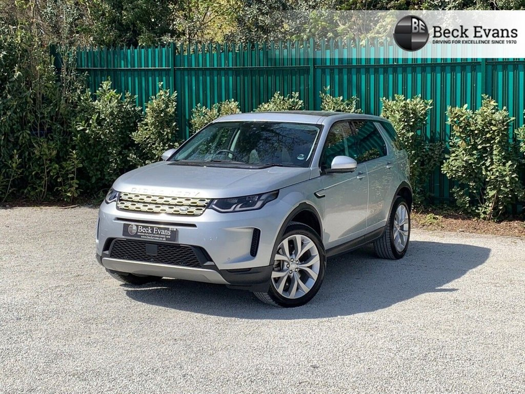 USED 2020 70 LAND ROVER DISCOVERY SPORT 2.0 HSE 5d 178 BHP
