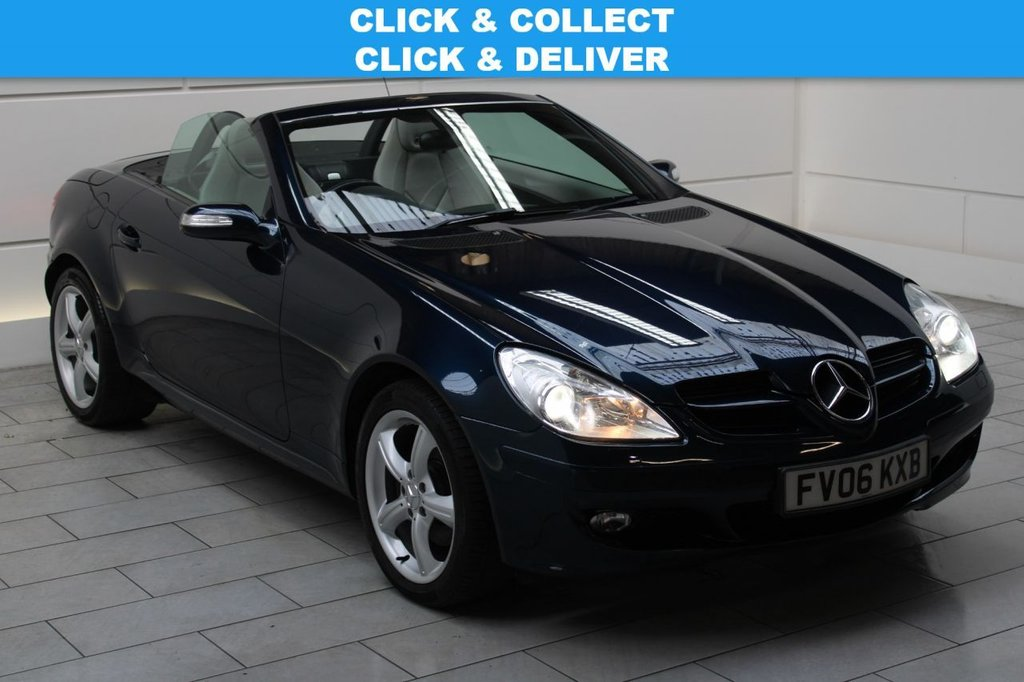 USED 2006 06 MERCEDES-BENZ SLK 3.0 SLK280