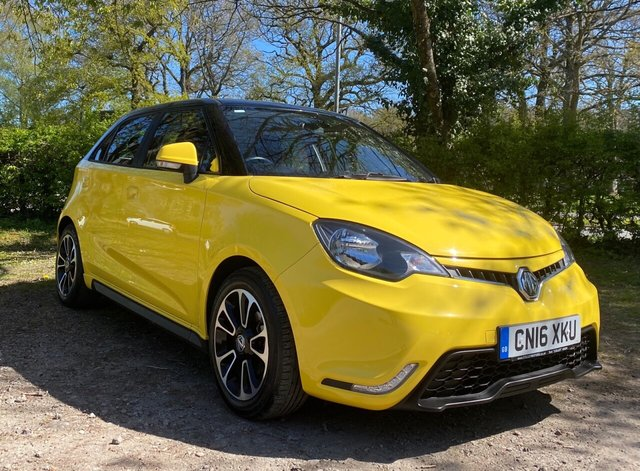 USED 2016 16 MG 3 1.5 3 STYLE VTI-TECH 5d 106 BHP DRIVE AWAY WITH JUST £99 DEPOSIT - FINANCE AVAILABLE