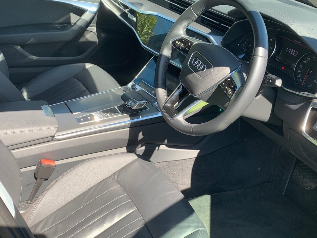 USED 2019 19 AUDI A6 2.0 TDI SPORT 4d 202 BHP