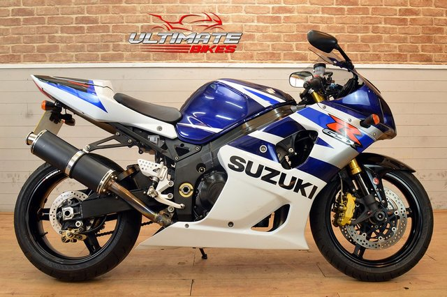 USED 2004 54 SUZUKI GSXR 1000 K4 - FREE DELIVERY AVAILABLE