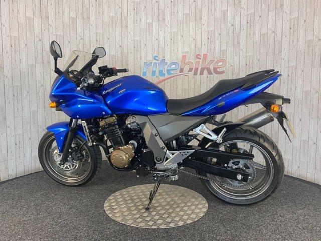 KAWASAKI Z750 at Rite Bike