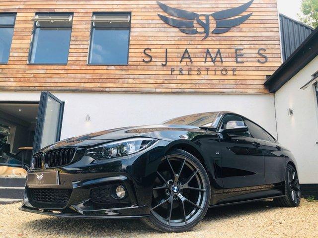 2018 18 BMW 4 SERIES GRAN COUPE 3.0 430D XDRIVE M SPORT GRAN COUPE 4d AUTO 255 BHP