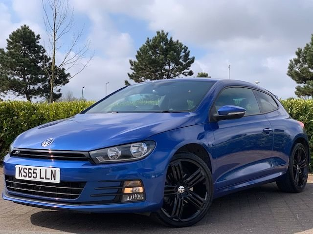 USED 2016 65 VOLKSWAGEN SCIROCCO 2.0 R LINE TDI BLUEMOTION TECHNOLOGY DSG 2d 182 BHP