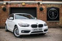 USED 2017 67 BMW 1 SERIES 2.0 118D SE 5d AUTO 147 BHP