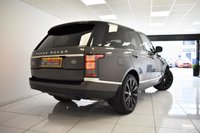 USED 2017 17 LAND ROVER RANGE ROVER 4.4 SDV8 VOGUE
