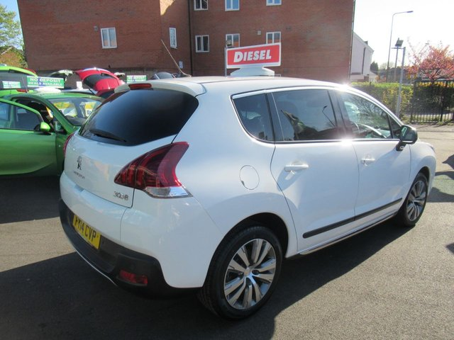 USED 2014 14 PEUGEOT 3008 1.6 HDI ACTIVE 5d 115 BHP ** 01543 379066  ** JUST ARRIVED ** TEST DRIVE TODAY
