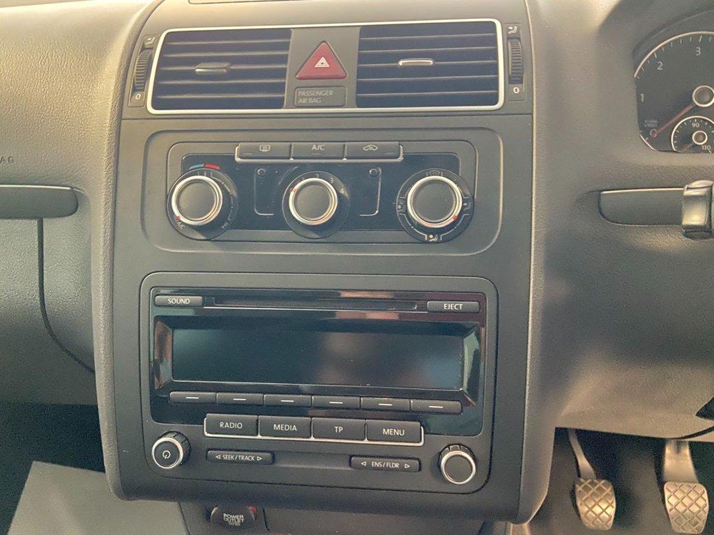 USED 2013 62 VOLKSWAGEN TOURAN 1.6 SE TDI 5d 106 BHP 7 Seater FSH Mechanically Very Sound