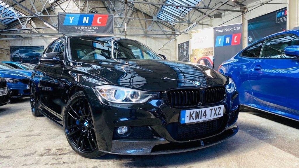 USED 2014 14 BMW 3 SERIES 2.0 325d M Sport (s/s) 4dr PERFORMANCEKIT+PLUSPACK+325D