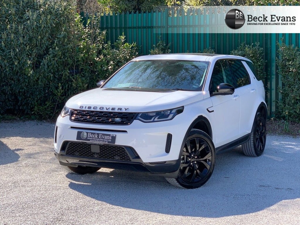 USED 2019 69 LAND ROVER DISCOVERY SPORT 2.0 HSE 5d 178 BHP VAT QUALIFYING