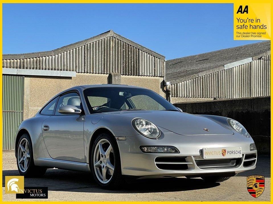 USED 2004 54 PORSCHE 911 3.6 CARRERA 2 2d 325 BHP