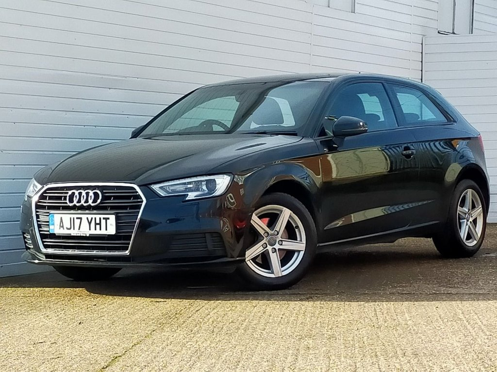 USED 2017 17 AUDI A3 1.0 TFSI SE 3d 114 BHP Buy Online Moneyback Guarantee