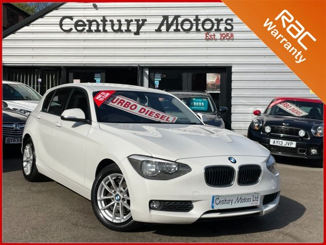 2011 61 BMW 1 SERIES 2.0 116D SE 5dr