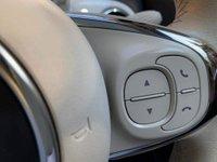 USED 2019 19 FIAT 500 1.2 8V Lounge (s/s) 3dr 1 OWNER/FSH/GLASSROOF/ SENSORS