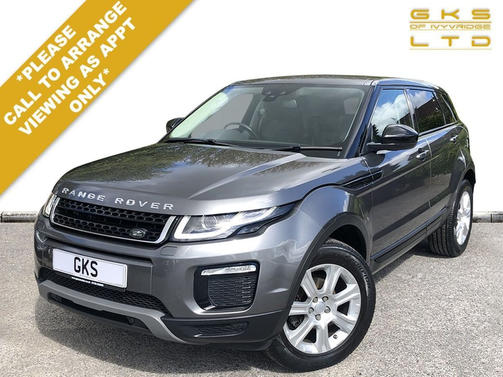 USED 2017 66 LAND ROVER RANGE ROVER EVOQUE 2.0 ED4 SE TECH 5d 148 BHP ** NATIONWIDE DELIVERY AVAILABLE **