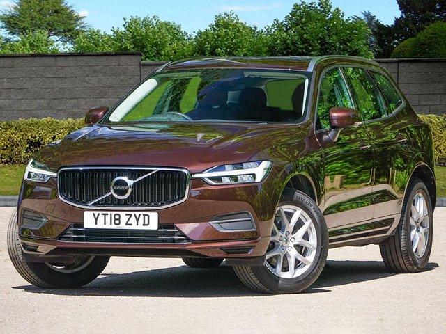 VOLVO XC60 at Tim Hayward Car Sales