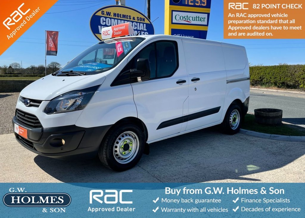 USED 2015 65 FORD TRANSIT CUSTOM 2.2 TDCI 330 125 BHP L1 H1 **MOBILE WORKSHOP**HUGE SPEC**BEST EXAMPLE ANYWHERE**