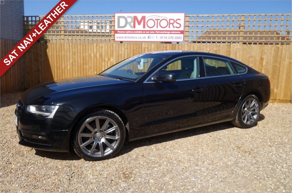 USED 2015 15 AUDI A5 2.0 TDI SE TECHNIK 5d 187 BHP *** 6 MONTHS NATIONWIDE GOLD WARRANTY ***