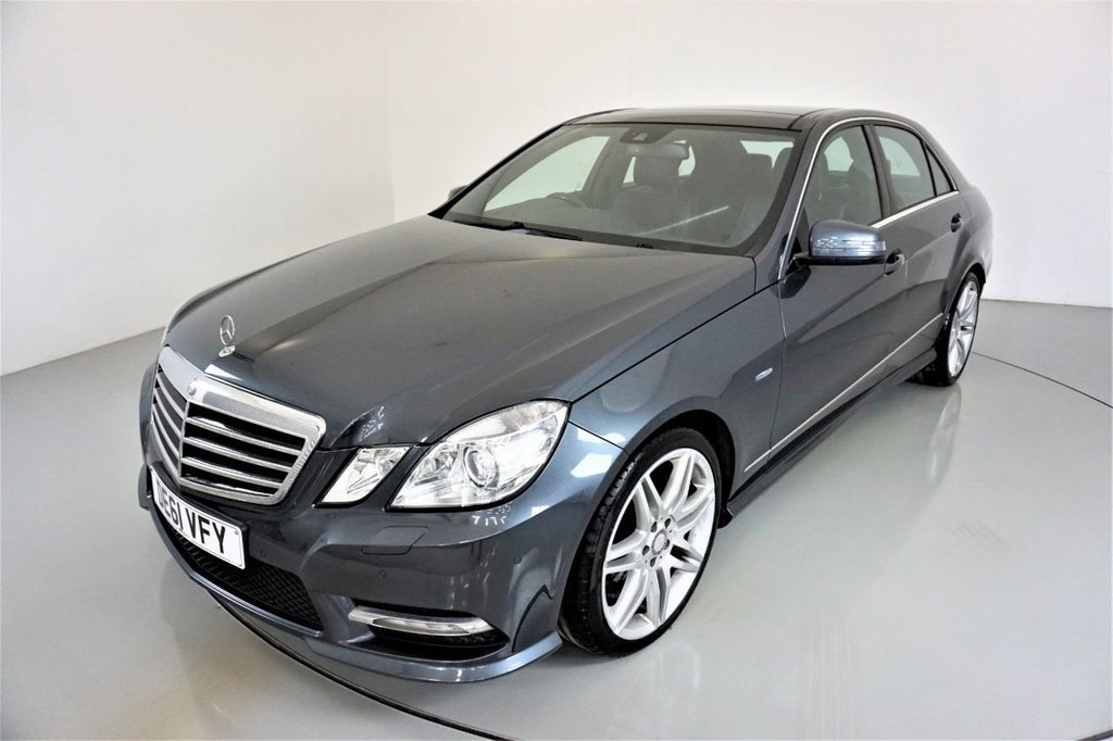 USED 2011 61 MERCEDES-BENZ E-CLASS 3.0 E350 CDI BLUEEFFICIENCY SPORT ED125 4d-2 FORMER KEEPERS-19
