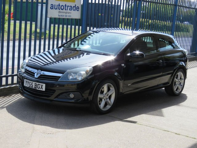 USED 2005 55 VAUXHALL ASTRA 1.8 SRI 16V 3d 125 BHP Air Conditioning,Alloys,CD Player,Automatic