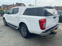 USED 2017 17 NISSAN NAVARA 2.3 DCI N-CONNECTA 4X4 SHR DCB 190 BHP Ready to Finance and Drive Away Today Full Nissan Service History