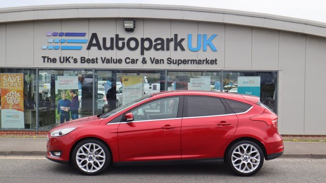 USED 2015 65 FORD FOCUS 1.5 TITANIUM X TDCI 5d 118 BHP LOW DEPOSIT OR NO DEPOSIT FINANCE AVAILABLE . COMES USABILITY INSPECTED WITH 30 DAYS USABILITY WARRANTY + LOW COST 12 MONTHS ESSENTIALS WARRANTY AVAILABLE FROM ONLY £199 (VANS AND 4X4 £299) DETAILS ON REQUEST. ALWAYS DRIVING DOWN PRICES . BUY WITH CONFIDENCE . OVER 1000 GENUINE GREAT REVIEWS OVER ALL PLATFORMS FROM GOOD HONEST CUSTOMERS YOU CAN TRUST .