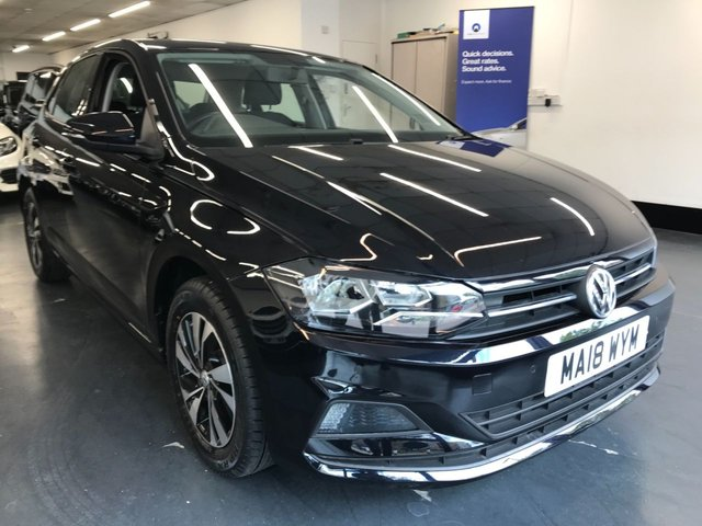 USED 2018 18 VOLKSWAGEN POLO 1.0 SE 5d 65 BHP
