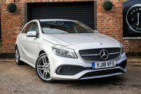 USED 2018 18 MERCEDES-BENZ A-CLASS 1.6 A 160 AMG LINE 5d 102 BHP