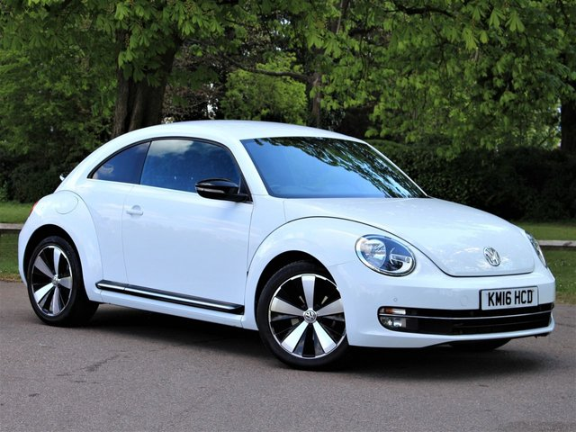 USED 2016 16 VOLKSWAGEN BEETLE 1.4 SPORT TSI BLUEMOTION TECHNOLOGY 3d 148 BHP £213 PCM With £1199 Deposit