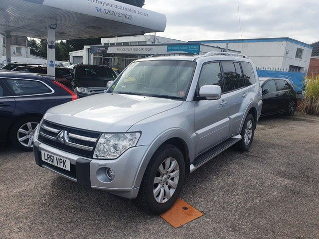 MITSUBISHI SHOGUN at Tim Hayward Car Sales