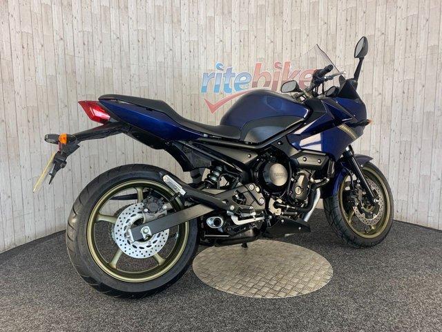 YAMAHA XJ600 DIVERSION at Rite Bike