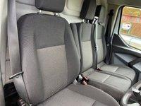 USED 2015 15 FORD TRANSIT CUSTOM 2.2 290 LR P/V 99 BHP
