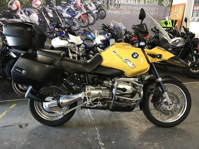 2003 03 BMW R1150 GS