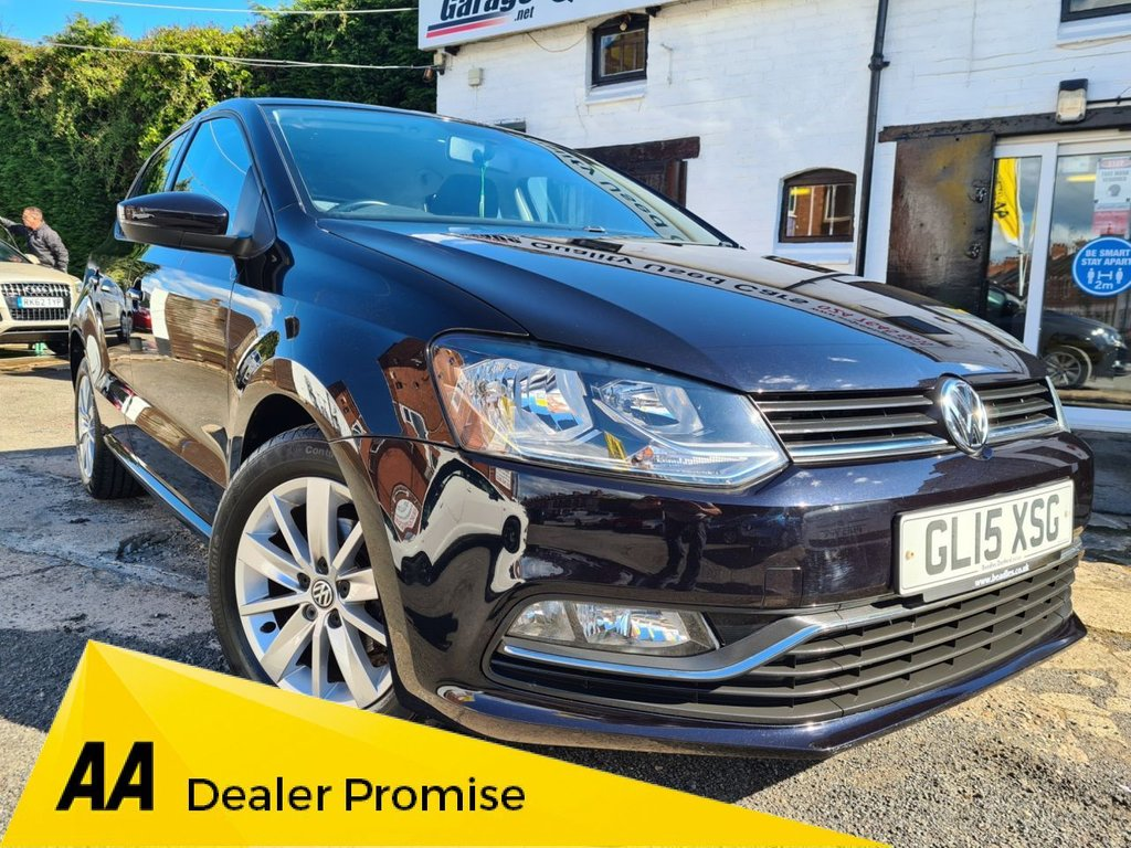 USED 2015 15 VOLKSWAGEN POLO 1.0 SE 5d 60 BHP