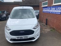 2018 FORD TRANSIT CONNECT 1.5 200 TREND TDCI 5d 99 BHP £13995.00