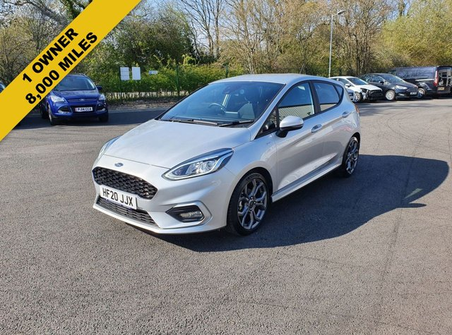 2020 20 FORD FIESTA 1.0 ST-LINE ECOBOOST 125 BHP NEW MODEL