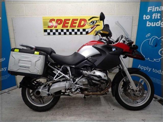 USED 2004 04 BMW R 1200 GS