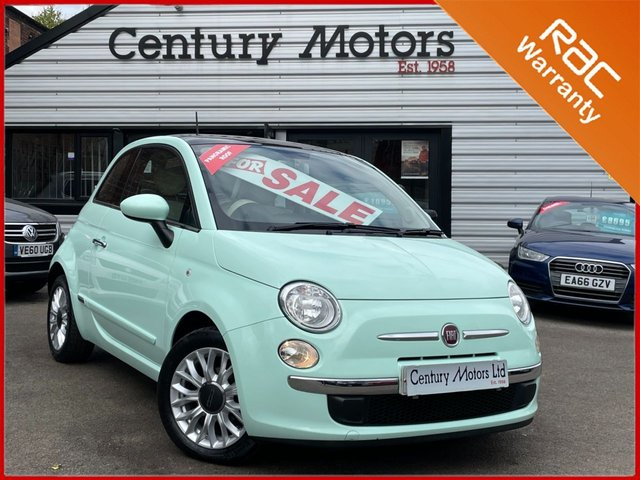 2014 64 FIAT 500 1.2 Lounge 3dr - PANORAMIC ROOF