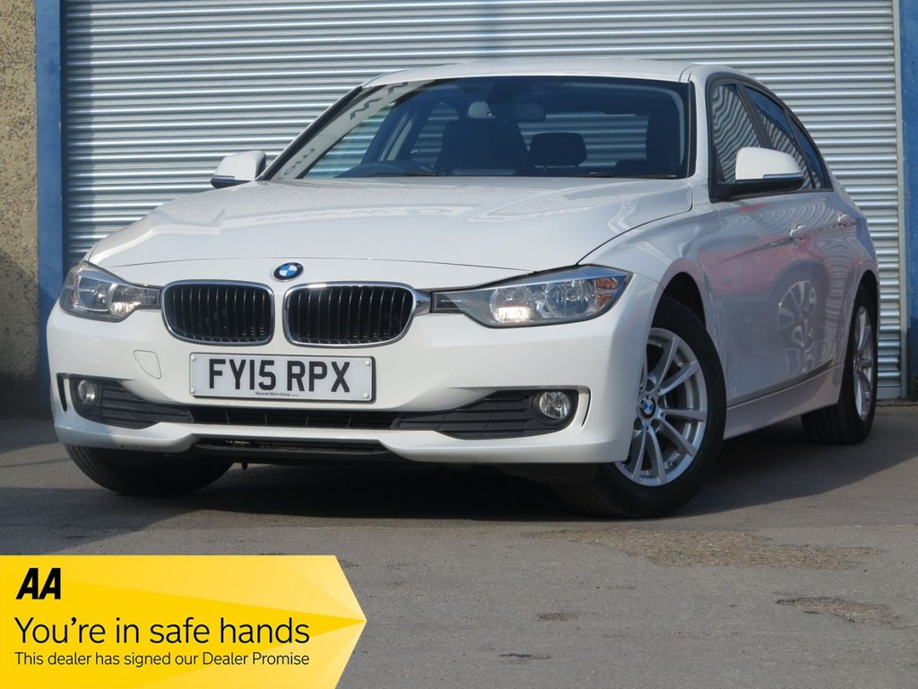 USED 2015 15 BMW 3 SERIES 2.0 320D EFFICIENTDYNAMICS BUSINESS 4d 161 BHP