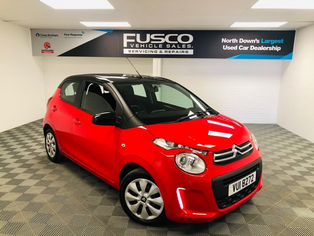 USED 2016 CITROEN C1 1.2 PURETECH FEEL 5d 82 BHP NATIONWIDE DELIVERY AVAILABLE!