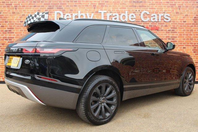 LAND ROVER RANGE ROVER VELAR at Derby Trade Cars