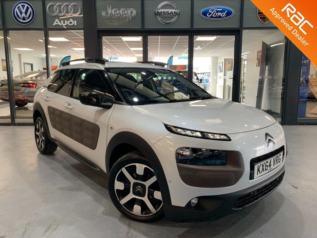USED 2014 64 CITROEN C4 CACTUS 1.6 BLUEHDI FLAIR 5d 98 BHP Complementary 12 Months RAC Warranty and 12 Months RAC Breakdown Cover Also Receive a Full MOT With All Advisory Work Completed, Fresh Engine Service and RAC Multipoint Check Before Collection/Delivery
