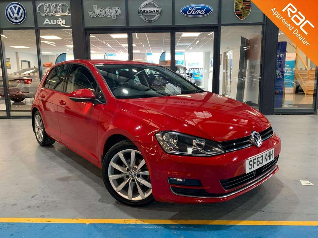 USED 2013 63 VOLKSWAGEN GOLF 2.0 GT TDI BLUEMOTION TECHNOLOGY DSG 5d 148 BHP Complementary 12 Months RAC Warranty and 12 Months RAC Breakdown Cover Also Receive a Full MOT With All Advisory Work Completed, Fresh Engine Service and RAC Multipoint Check Before Collection/Delivery