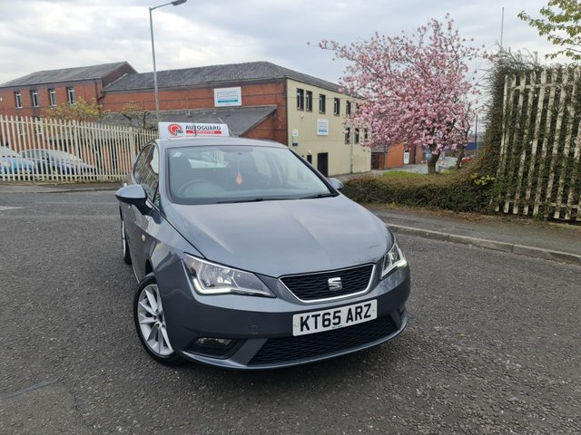 USED 2016 65 SEAT IBIZA 1.0 VISTA 5d 74 BHP A GREAT RELIABLE CAR